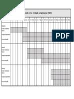 Cronograma Do Curso MOOC de Introdução Às Criptomoedas