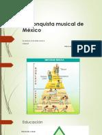 La conquista musical de México.pptx