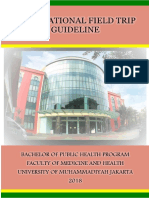 International Field Trip Guideline