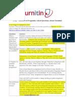 Turnitin2 FAQ UK