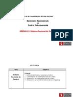 02 Módulo 2 Diplomado Especializado en Control Gubernamental, Mayo de 2016 (1)
