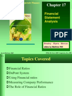 Chap017-Financial Statement Analysis