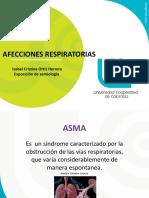 Enfermedades Respiratorias asma