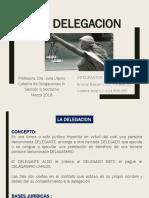 Tema 10 Presentacion de La Delegacion Brumar Boscari