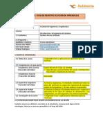 Documento 02 Ficha de La Sesión de Aprendizaje_grupal