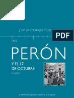 Perón y el 17 de Octubre