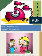 Telefono Preescolar