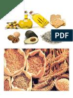 Qué Alimentos Nos Proporcionan Energía