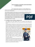 PRINCIPALES PROBLEMAS QUE ENFRENTA UN INGENIERO JUNIOR PARA INGRESAR AL MERCADO LABORAL.docx