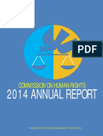 2014 CHR Annual Report