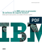 Ibm Global Technology Services Maintenance and Technical Support Services Mt Brochure Mtb03015coes 20180305