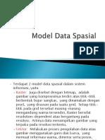 Model Data Spasial
