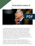 Argentina en La Lucha Contra El Populismo