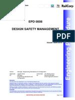 Design Safety Management