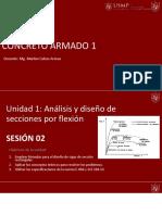 Concreto Armado I_Sesión 2_USMP