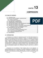 Compressor Failure Mode - CHAPTER13