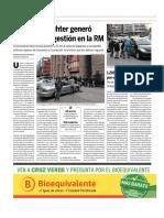Diario HoyxHoy de Santiago, Chile 25-04-2017.