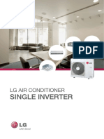 LG Split Type AC 2013_Single CAC Inverter Spec