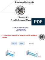 Chap 02-Axially Loaded Members