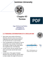 Chap 03-Torsion