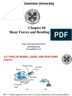 Chap 04-Shear Force and Bending Moment