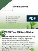 REMPAH-REMPAH