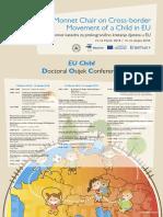 Program EUChild Doktorska Konferencija