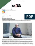 Georges Didi-Huberman, filósofo e historiador del arte