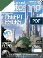 Advanced Photoshop Issue 038