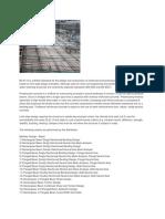 Member Design - Reinforced Concrete Beam BS8110