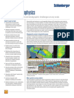 Petrel 2012 Geophysics