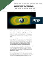 Van Allen Belt Mystery Solved With Student-Built Satellite