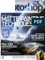 Advanced Photoshop Issue 056