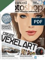 Advanced Photoshop Issue 055