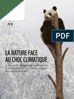 Réchauffement. 50% des espèces pourraient être menacées