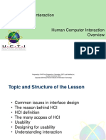 2_HCI and Overview