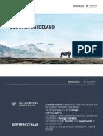 Iceland Presentation Promote Iceland