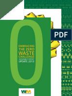 2013 Sustainability Report Update