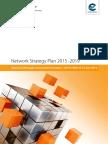 Network Strategy Plan 2015 2019