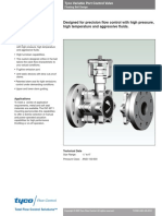 Tyco Valves & Controls Catalog