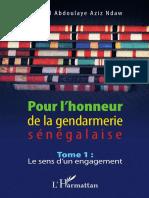 Pour l Honneur de La Gendarmerie Senegalaise Tome 1 (2) (1)