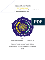 Proposal PKL Helmi Albi Fernanda