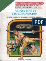 El secreto de los ninja.pdf
