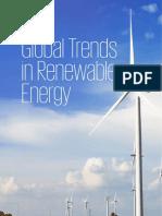Global Trends in Renewable Energy