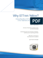 Why 577 Nm Yellow