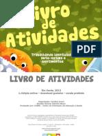Pipo e Fifi Livro de Atividades_emoçoes