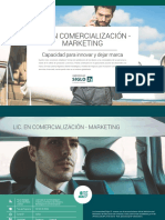 Lic Comercializacion
