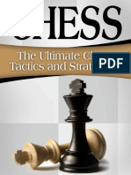 Andy Dunn - CHESS - The Ultimate Chess Tactics and Strategies