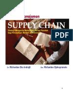 Anzdoc.com Supply Chain Konsep Manajemen Strategi Mengelola m