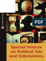 Spec Notice Brochure